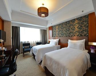Excemon Ruian Sunshine Hotel - Wenzhou - Bedroom