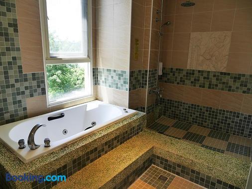 澄園旅店 - 南投市 - 浴室