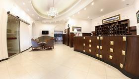 Grand Hotel Capodimonte - Nápoles - Recepción