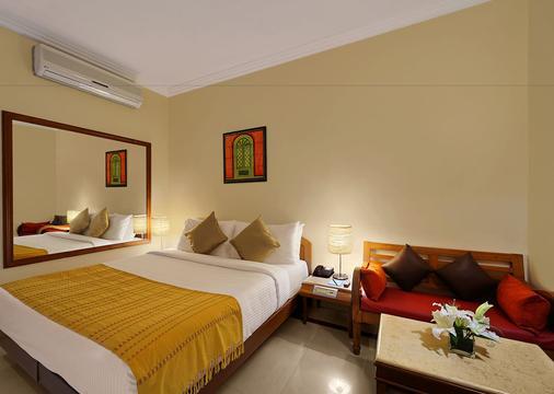 Casa De Goa Boutique Resort - Calangute - Bedroom