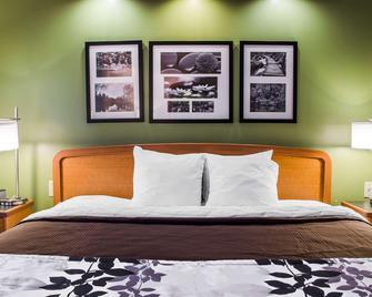 Sleep Inn And Suites Bensalem - Bensalem Township - Bedroom