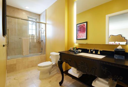 Huntington Hotel - Σαν Φρανσίσκο - Μπάνιο