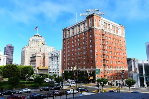 Huntington Hotel - Σαν Φρανσίσκο - Κτίριο