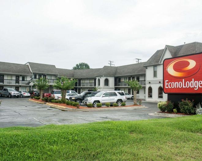 Econo Lodge Chesapeake Route 13 and I-464 - Chesapeake - Building