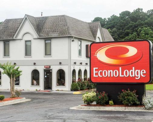 Econo Lodge Chesapeake Route 13 and I-464 - Chesapeake - Building