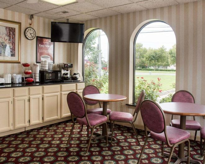 Econo Lodge Chesapeake Route 13 and I-464 - Chesapeake - Restaurant