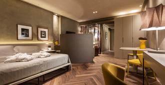 Liassidi Palace Hotel - ונציה - חדר שינה