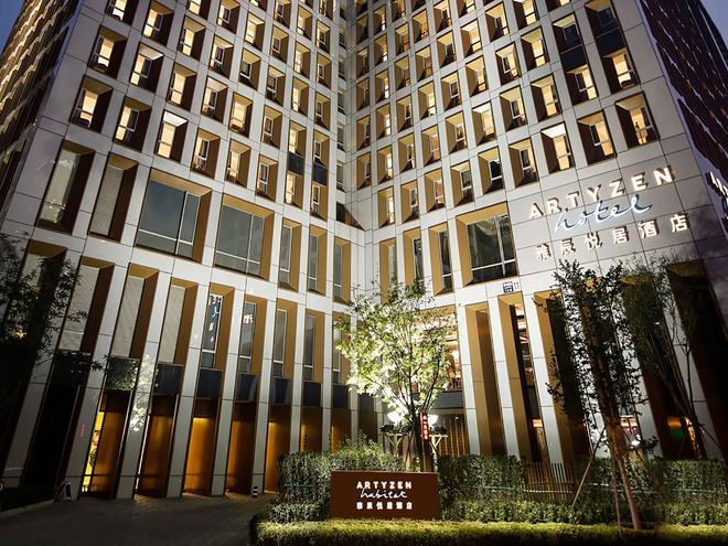 北京東直門雅辰悅居酒店 - 北京 - 建築