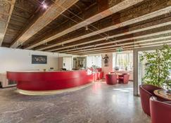 Hotel de la Rose - Friburg - Recepció