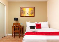 RedDoorz @ Downtown Tacloban - Tacloban City - Bedroom