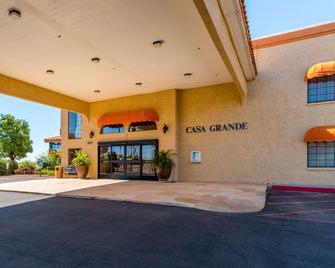 Quality Inn Casa Grande I-10 - Casa Grande - Gebäude