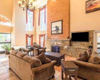 Quality Inn Casa Grande I-10 - Casa Grande - Lobby
