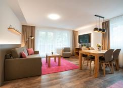 Residence Patricia - Zermatt - Living room