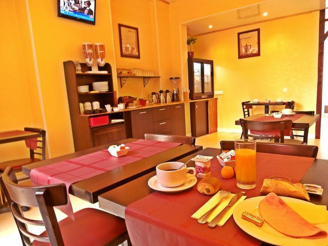 Art Hotel Tendance - Limoges - Restaurant