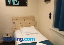 Hotel de Bretagne - Lyon - Bedroom