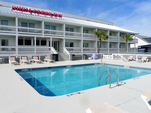 Shem Creek Inn - Mount Pleasant - Bể bơi