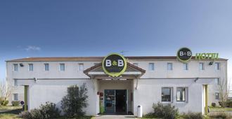 B&b Hôtel Chateauroux Déols - Déols