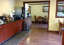 Palace Inn Suites Lincoln City - Lincoln City - Restaurant