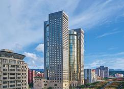 Shangri-la's Far Eastern Plaza Hotel, Taipei - Taipéi - Edificio