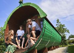 Legoland Wilderness Barrels & Cabins - Billund