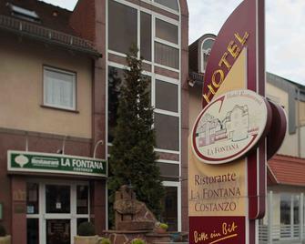 Hotel La Fontana Costanzo - Saint Ingbert - Edificio