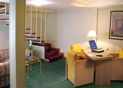 Hotel Solans Presidente - Rosario - Bedroom