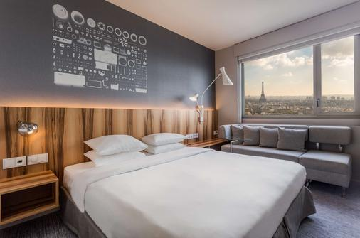 Hyatt Regency Paris Etoile - Paris - Bedroom