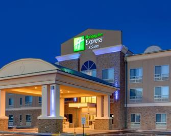 Holiday Inn Express Hotel & Suites Grants - Milan - Grants - Building