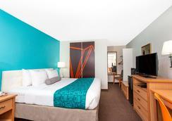 Howard Johnson by Wyndham Colorado Springs - Colorado Springs - Bedroom