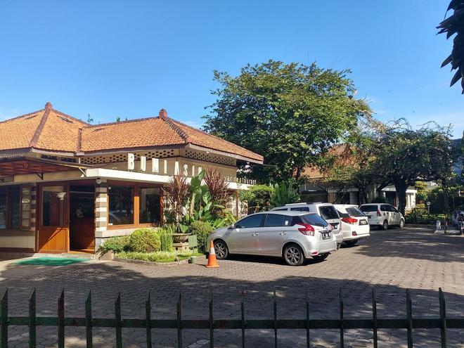 Hotel Bumi Asih - Μπαντούνγκ - Κτίριο
