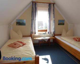 Ferienwohnungen im Osterkoog - Nordstrand - Slaapkamer