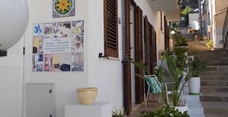 La Plaza Residence Levanzo - Favignana - Vista externa