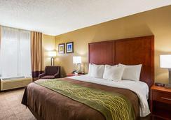 Comfort Inn - Baton Rouge - Makuuhuone