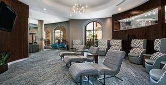 Courtyard by Marriott San Antonio SeaWorld/Westover Hills - San Antonio - Lounge