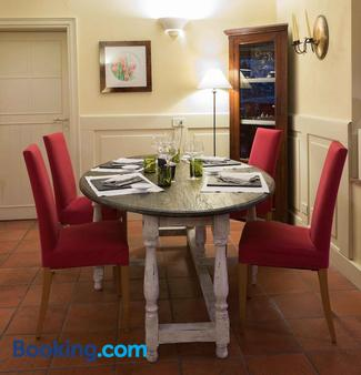 吉拉索利 1 號客棧 - 米薩諾阿德里亞蒂科 - 米薩諾阿德里亞蒂科 - 餐廳