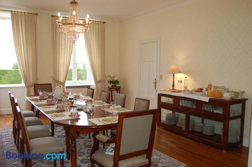 La Villa Champagne Ployez-Jacquemart - Reims - Dining room