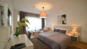 Hotel Garden - Zagrep - Yatak Odası