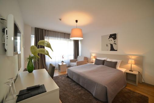 Garden Hotel - Zagreb - Bedroom