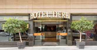 Hotel Derby Barcelona - Barcelona - Edificio