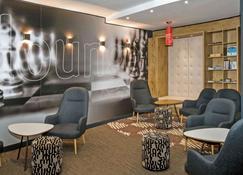 宜必思謝爾菲德城酒店 - 雪菲爾 - 謝菲爾德 - 休閒室