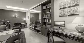 Hôtel Regina - Bordeaux - Resepsjon