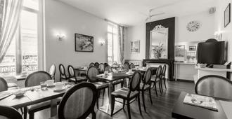 Hôtel Regina - Bordo - Restoran
