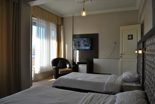 Cem Hotel - Nicaea - Bedroom