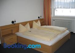 Hotel Restaurant Zur Kripp - Koblenz - Bedroom