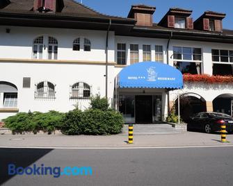 Hotel Schiff am See - Murten - Gebouw