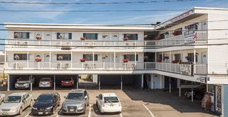 Nautical Motel And Suites - Hampton - Rakennus