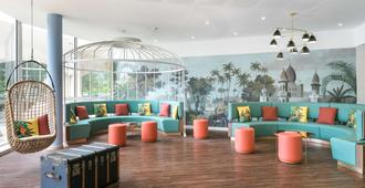 Hôtel Birdy By Happyculture - Aix-en-Provence - Area lounge