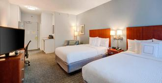 Courtyard by Marriott Raleigh Crabtree Valley - Raleigh - Makuuhuone