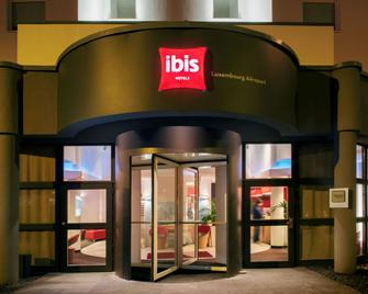 ibis Luxembourg Aéroport - Findel - Edificio