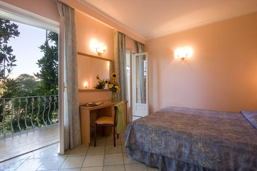 Hotel Hermitage And Park Terme - Ischia - Schlafzimmer